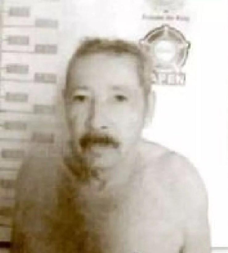 Francisco Resplande de Araújo foi preso no Acre em 2013, onde ficou na cadeia até ter o AVC — Foto: Arquivo pessoal