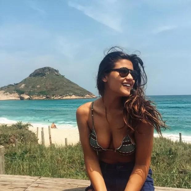 Giulia Costa (Foto: Instagram / Reprodução)