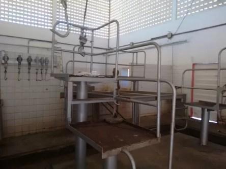 Matadouro foi interditado pelo MTE em Itapetim, no Sertão (Foto: Divulgação/MTE)