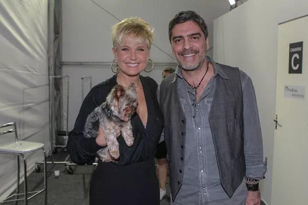 Xuxa (Foto: Raphael Castello / AgNews)