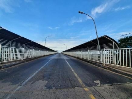 Segundo o governo paraguaio, reabertura deverá ser gradual — Foto: Renan Gouveia/RPC