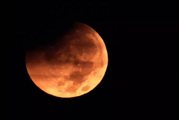 Lua de Sangue (Foto: Marcos Vicentti/Arquivo Pessoal)