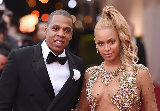 Beyoncé e Jay-Z (Foto: Getty Images)