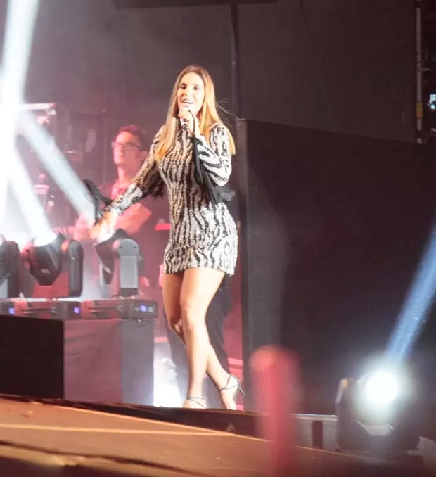 Ivete Sangaldo (Foto: Johnson Parraguez/Photo Rio News)