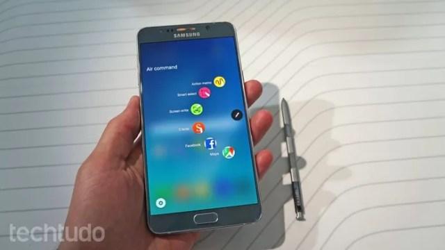 Lista: Os seis melhores celulares com tela grande à venda no Brasil