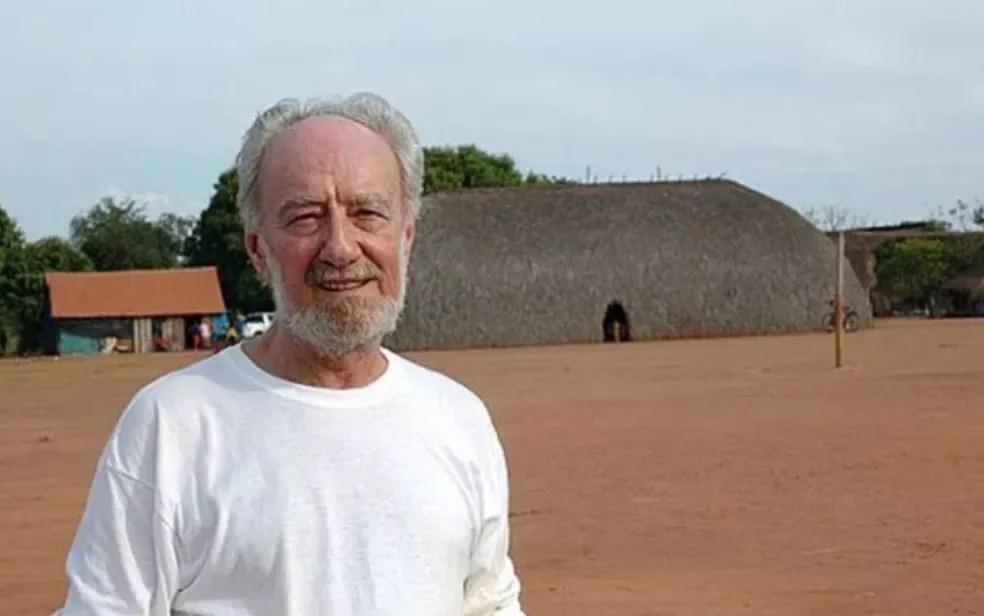 Jornalista Washington Novaes, Goiás — Foto: Reprodução/TV Anhanguera