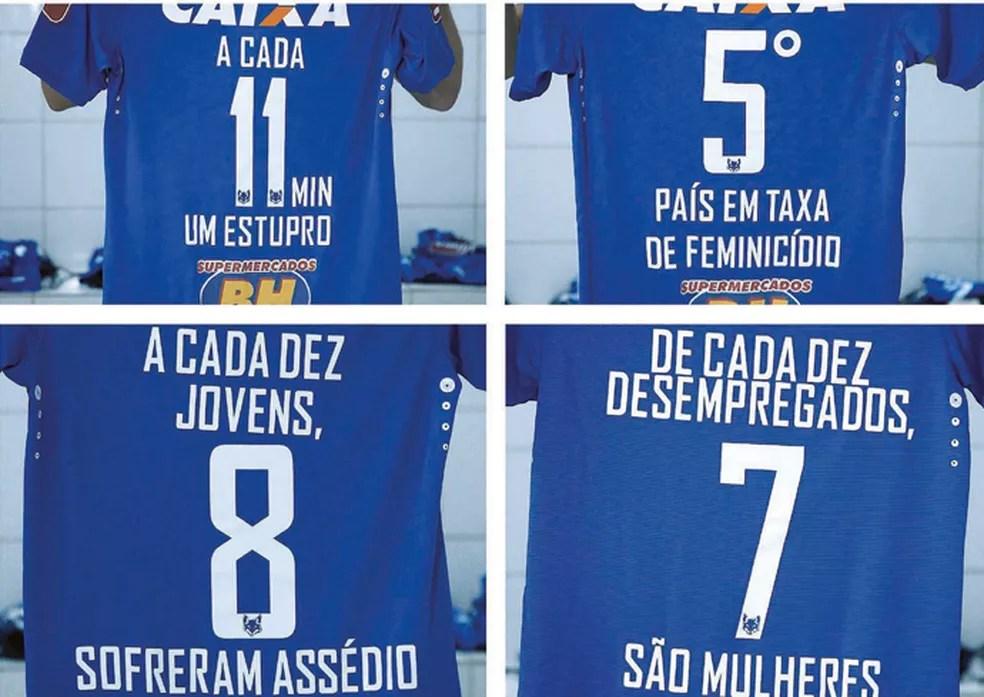 Ação do Cruzeiro para o Dia da Mulher ganhou bronze em Cannes (Foto: Divulgação)