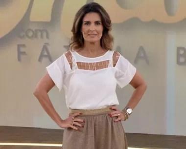 Look 21-02_Fátima (Foto: Encontro com Fátima Bernardes/TV Globo)