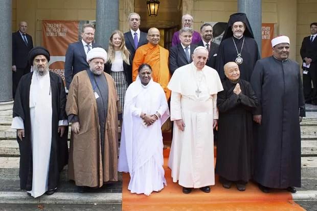 Resultado de imagem para Ecumenismo é Paz no planeta