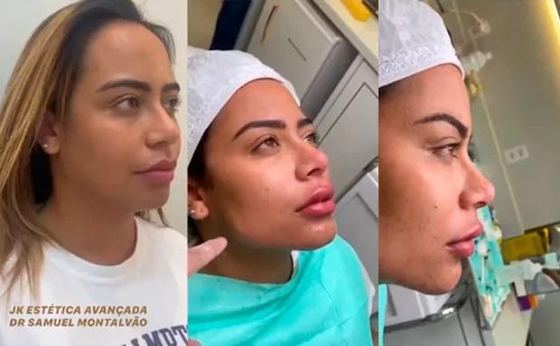 Rafaella Silva (Foto: Reprodução/ Instagram)