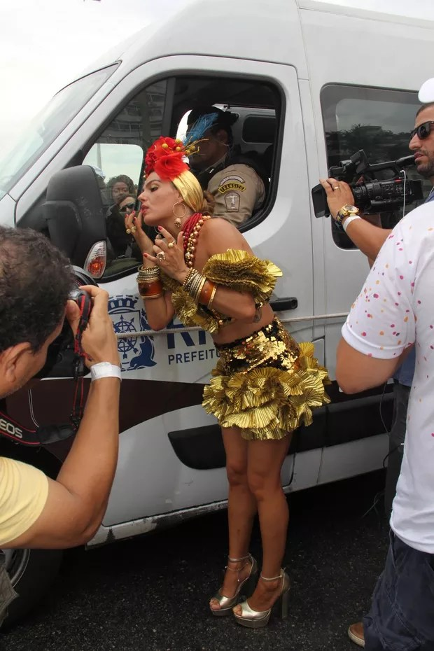 Isis Valverde (Foto: Wallace Barbosa/AgNews)