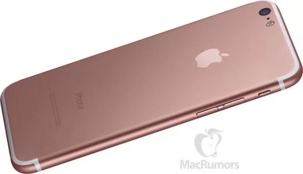 iPhone 7 futuro puede venir con cambios en el diseño de la cámara y trasera (Foto: Reproducción / Macrumors)