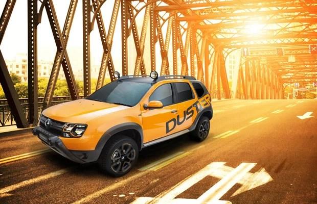 Renault Duster Detour Concept (Foto: Divulgação)