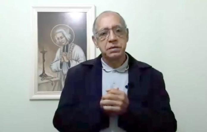 Padre Antônio Firmino de Visconde do Rio Branco — Foto: Diocese de Leopoldina/Divulgação
