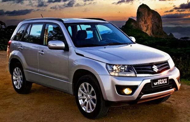 Suzuki Grand Vitara Chega Por A Partir De R 77 900