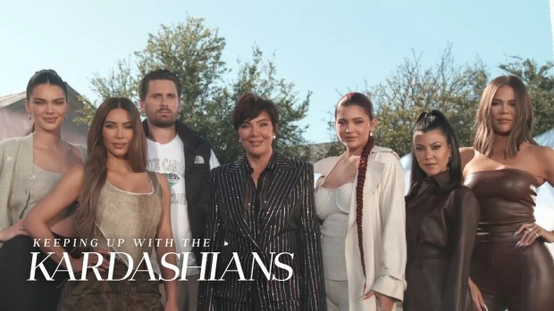 Keeping Up With The Kardashians (Photo: Disclosure)