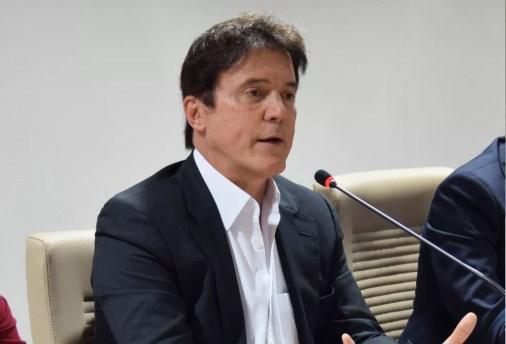 Robinson Faria, governador do RN (Foto: Thyago Macedo)
