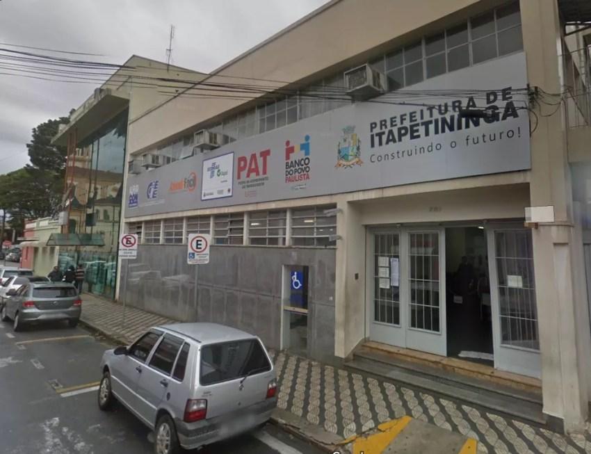 PAT de Itapetininga oferece oportunidades de emprego  (Foto: Google Street View/Reprodução)