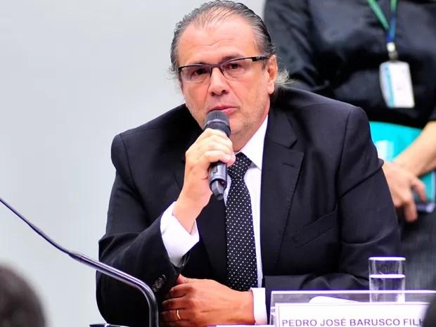 CPI da Petrobras ouve Pedro Barusco (Foto: Zeca Ribeiro/Câmara dos Deputados)
