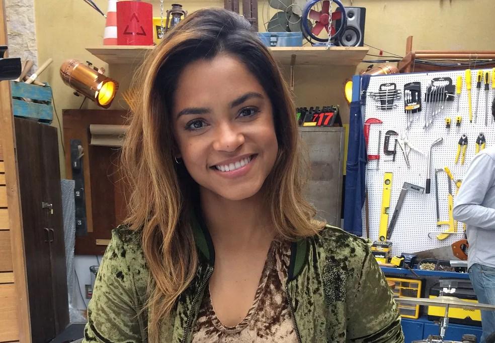 Lucy Alves é Eunice (Foto: Paula Oliveira / Gshow)