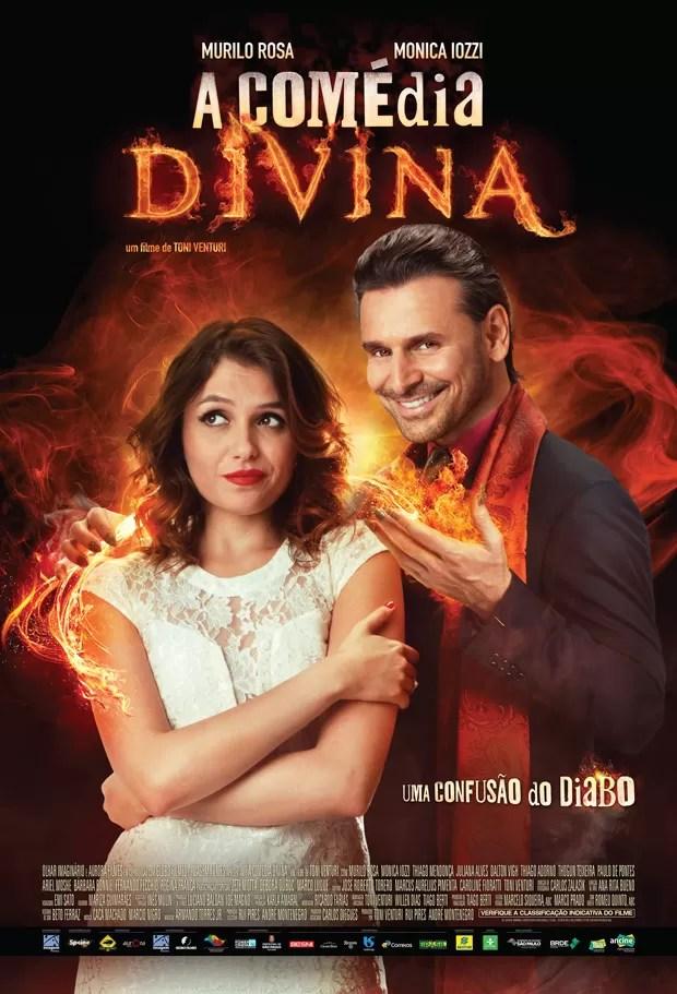 Poster do filme A Comédia Divina