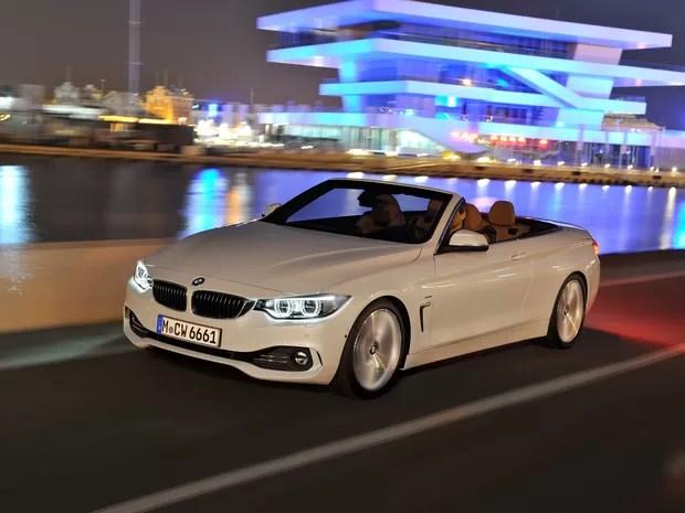 BMW Série 4 conversível (Foto: Divulgação)