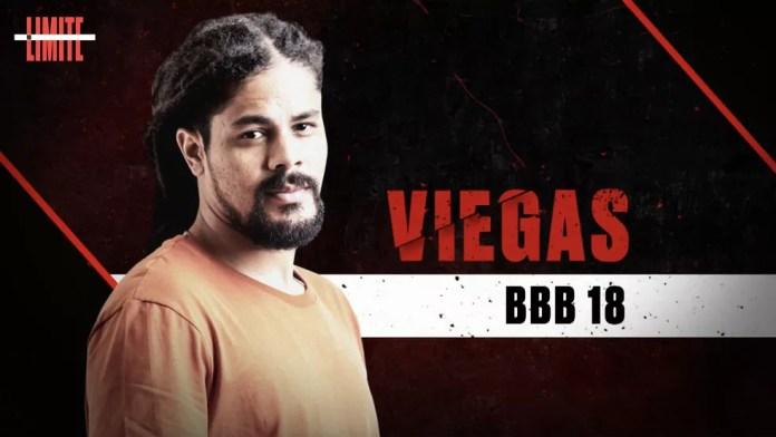 Viegas é um dos participantes do 'No Limite' — Foto: Globo