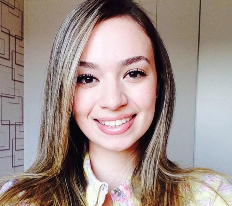 Publicitária Juliane Penin Morganti, de 24 anos, desistiu de procurar emprego e entrou nas estatísticas do desalento. (Foto: Arquivo pessoal)
