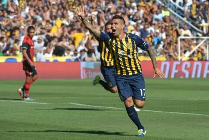Herrera defende o Rosario Central (Foto: Divulgação/Superliga Argentina)