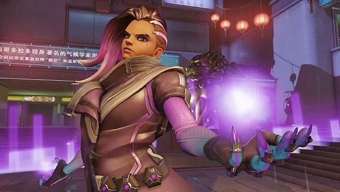Sombra: testamos a nova personagem de Overwatch na BlizzCon (Foto: Divulgação/Blizzard) (Foto: Sombra: testamos a nova personagem de Overwatch na BlizzCon (Foto: Divulgação/Blizzard))