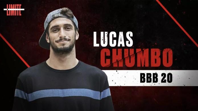 Lucas Chumbo é um dos participantes do 'No Limite' — Foto: Globo