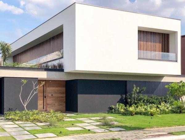 Inovação na Arquitetura: Brise OA05 criado para trazer segurança e naturalidade em fachadas e ambientes  — Foto: Divulgação