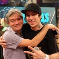 """""""Altas Horas"""" hoje (13/04/2013): 'Filho de Chorão vê ensaio e aprova formação da nova banda A Banca'"""