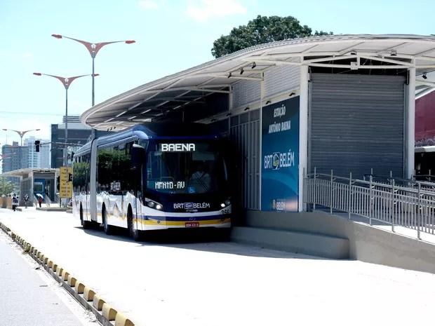 Integração de linhas ao BRT começa na próxima segunda-feira (5), em Belém. (Foto: Divulgação/Agencia Belém)