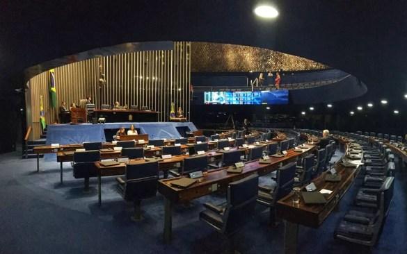 Senado será responsável por analisar o pacote anticorrupção aprovado na Câmara (Foto: Gustavo Garcia / G1)