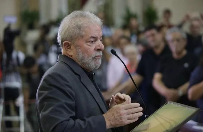 O ex-presidente Luiz Inácio Lula da Silva (Foto: Paulo Pinto/Agência PT)