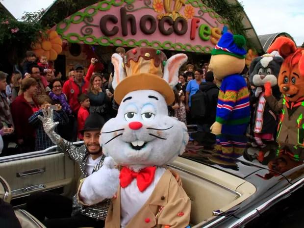 Chocofest2 (Foto: Cleiton Thiele/Divulgação)