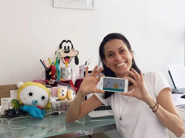 Simone Mozzilli, sócia fundadora do Beaba, (Foto: Arquivo Pessoal/Simone Mozzilli)