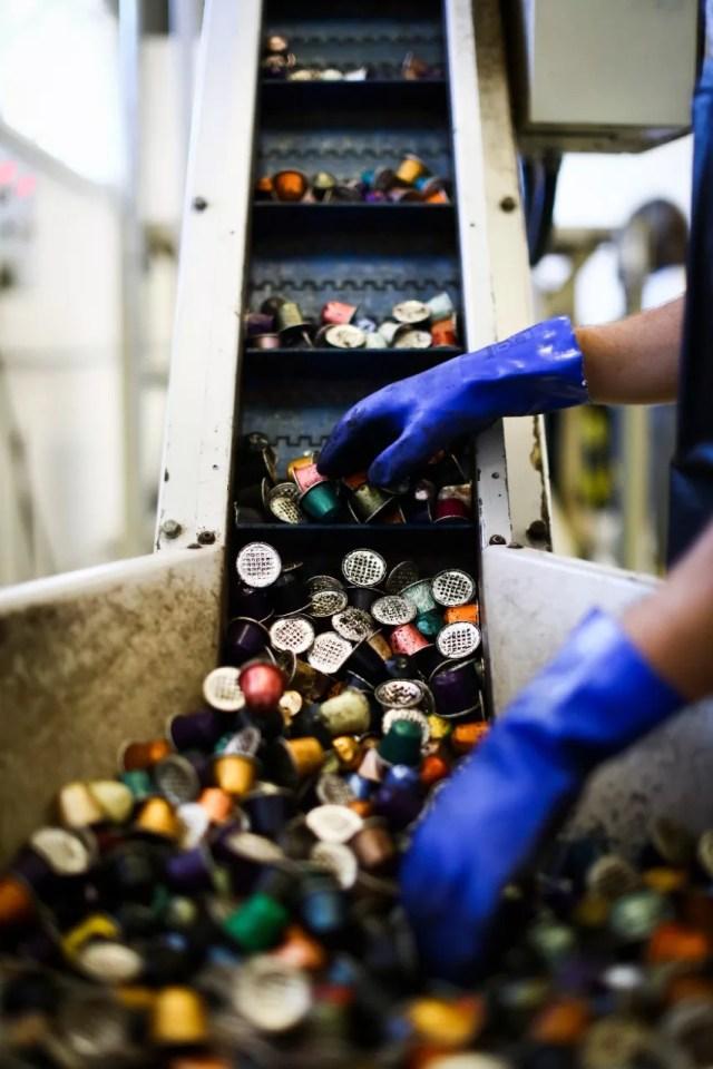 Algumas marcas já oferecem programas de reciclagem para as cápsulas (Foto: Divulgação / Nespresso)