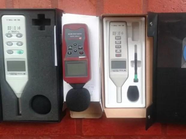 Policiais vão ser treinados para usar decibelímetro e legislação ambiental (Foto: PMA/ Divulgação)