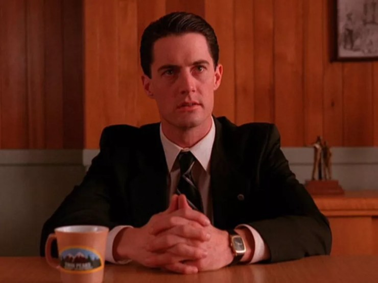 Kyle MacLachlan em 'Twin Peaks' (Foto: Divulgação)
