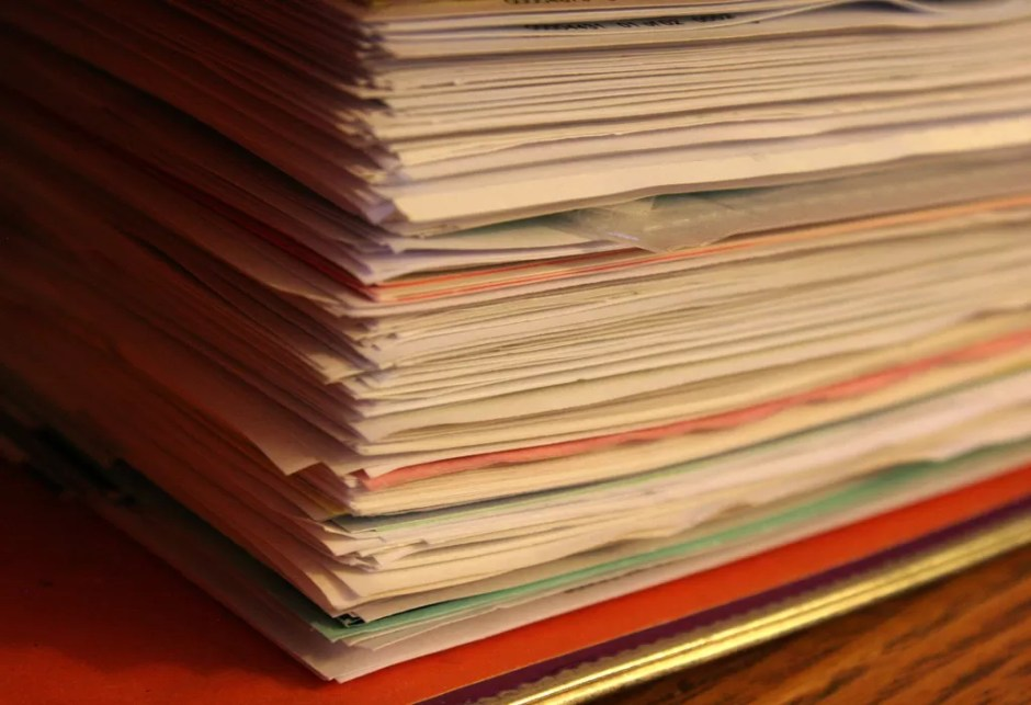 documentos (Foto: Flickr/ExeterAnna)