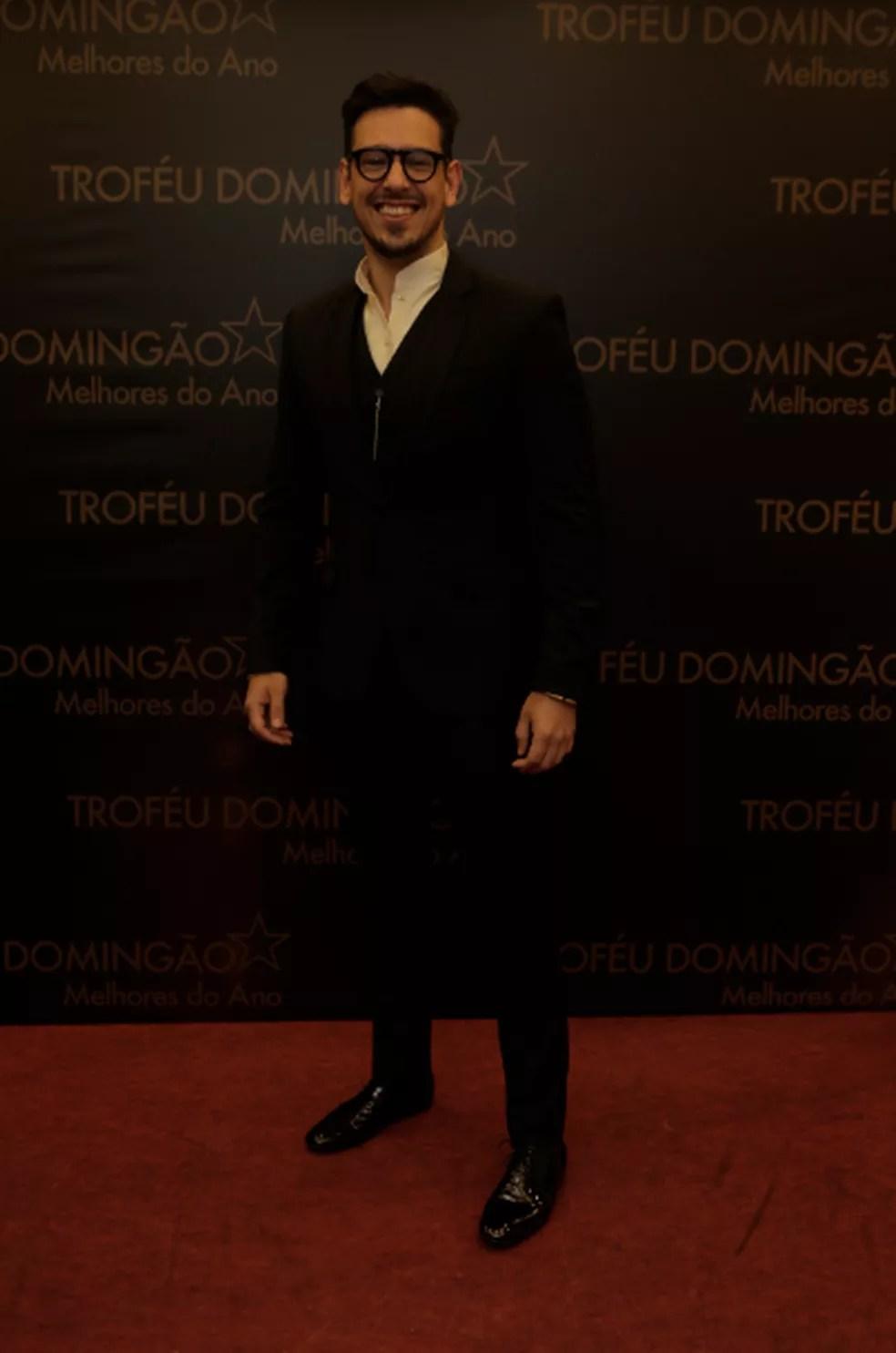 João Vicente de Castro (Foto: Raphael Dias/Gshow)