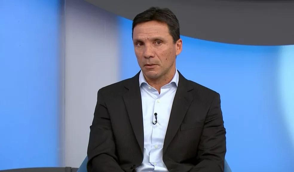 Zé Ricardo será o novo técnico do Botafogo após a saída de Marcos Paquetá (Foto: Reprodução SporTV)