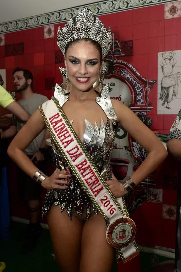 Paloma Bernardi (Foto: Roberto Teixeira)