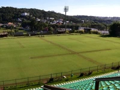 Ecoestádio Janguito Malucelli Estádio JMalucelli Atlético-PR (Foto: Reprodução/RPC TV)