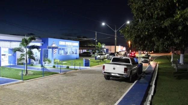 CSA vai deixar o CT Gustavo Paiva ainda em março — Foto: Denison Roma/GloboEsporte.com