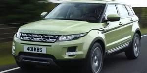 Land Rover Evoque (Foto: Divulgação)