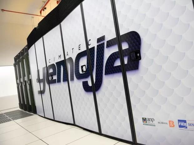 Supercomputador mais rápido da América Latina é inaugurado em Salvador (Foto: Angelo-Pontes/ Sistema Fieb)