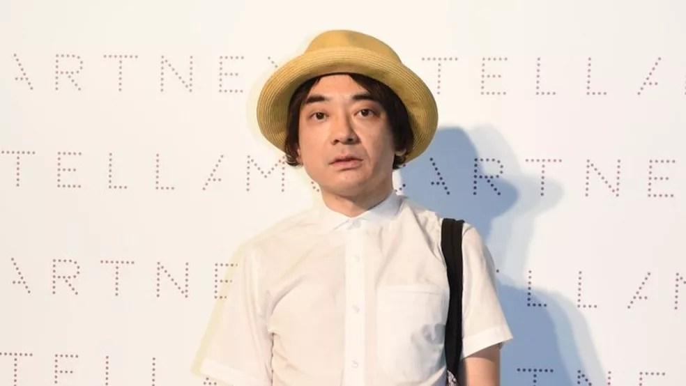 Keigo Oyamada, conhecido como Cornelius, pediu para se retirar de equipe artística que conduzirá cerimônia de abertura — Foto: Getty Images/BBC